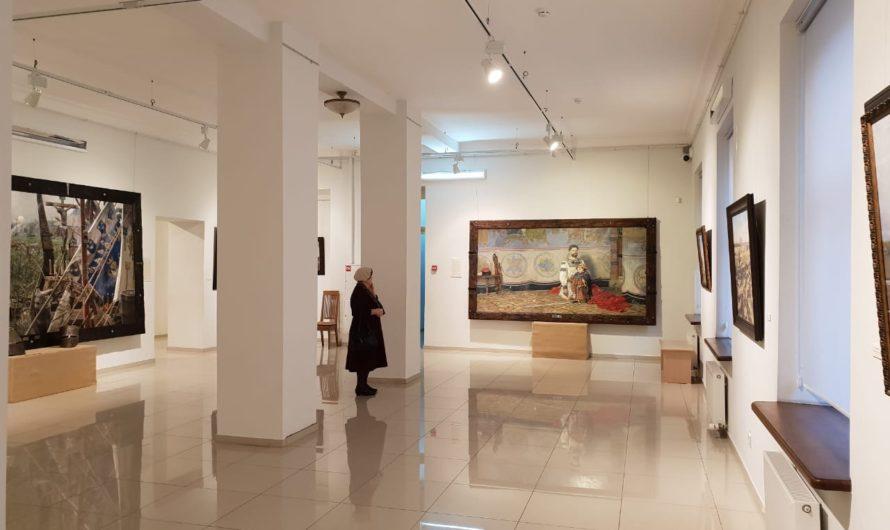 Впервые на юге России — в Краснодаре пройдет выставка картин Павла Рыженко