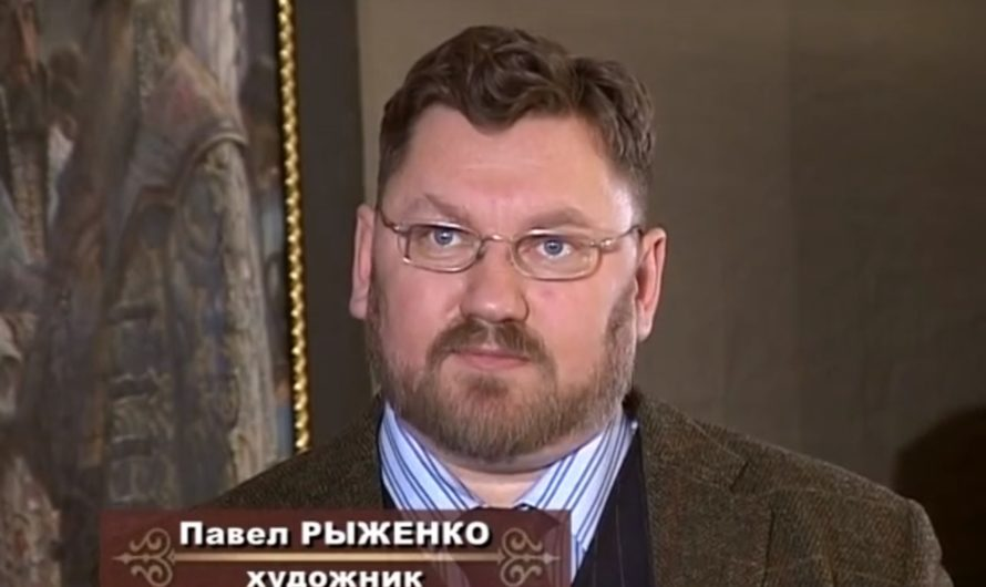 Любимая Россия Павла Рыженко. Документальный фильм.