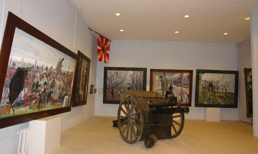 2010 г. Москва. Музей Вооруженных Сил