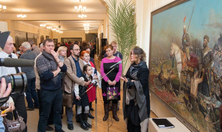 2018 г. – Ставрополь, «Русь Святая» — Краевой музей изобразительных искусств